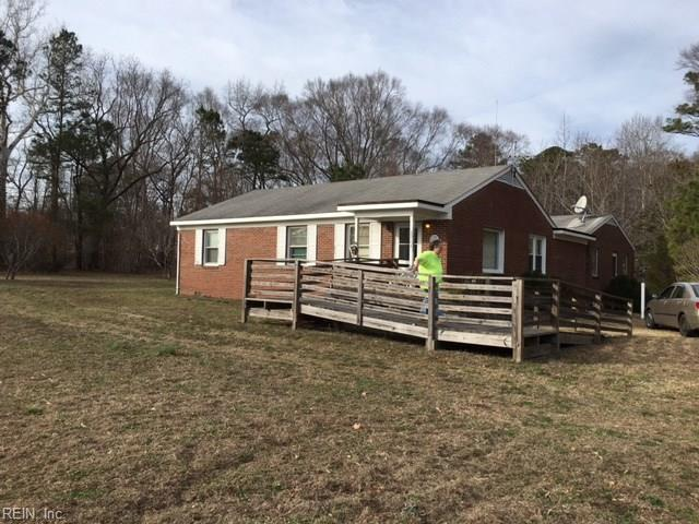 20741 Murphy Mill Rd, Isle of Wight County, VA 23487 (#10180189) :: Austin James Real Estate