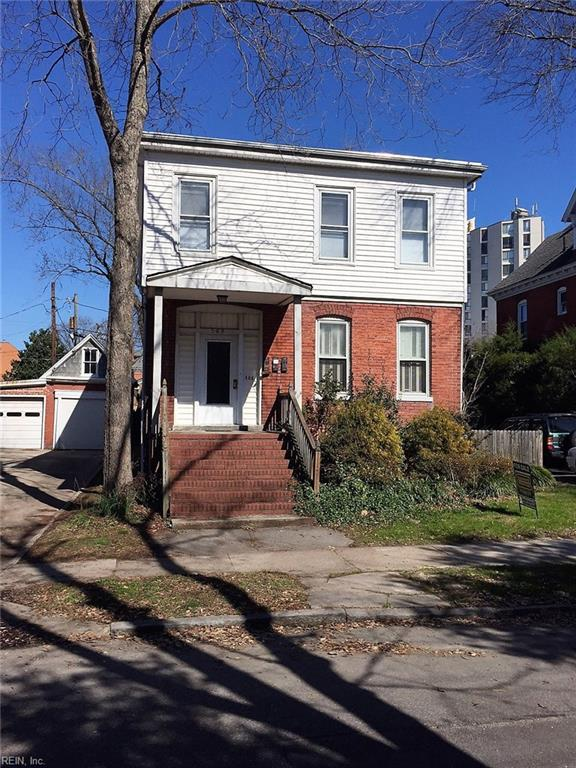 508 Graydon Ave, Norfolk, VA 23507 (MLS #10180294) :: Chantel Ray Real Estate