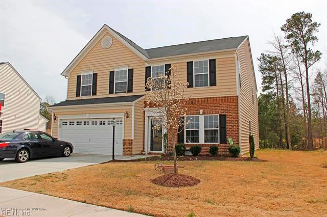 10813 White Dogwood Dr, New Kent County, VA 23140 (#10180322) :: The Kris Weaver Real Estate Team