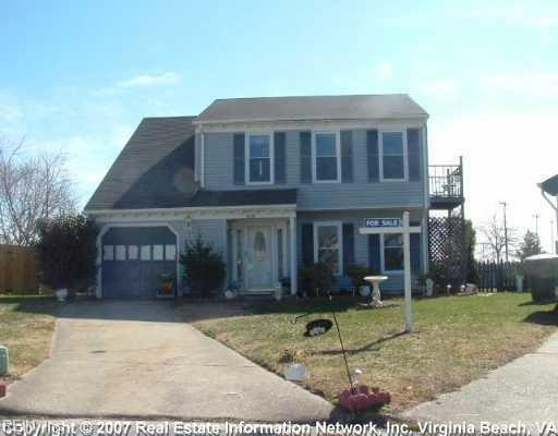 1646 Rodeo Dr, Virginia Beach, VA 23464 (#10180356) :: Austin James Real Estate