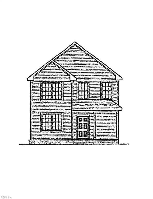 1400 Ashton St, Chesapeake, VA 23321 (#10180456) :: Austin James Real Estate