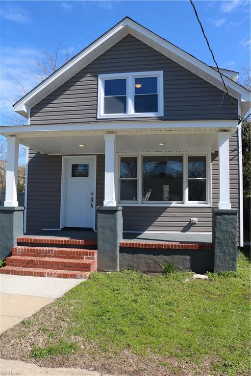 9 East Sherwood Ave, Hampton, VA 23663 (MLS #10180625) :: Chantel Ray Real Estate