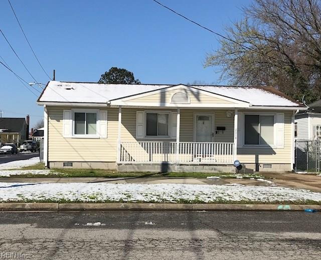 2518 Chestnut St, Portsmouth, VA 23704 (#10180847) :: Austin James Real Estate