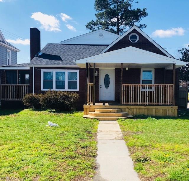 2606 Peach St, Portsmouth, VA 23704 (#10181247) :: Austin James Real Estate