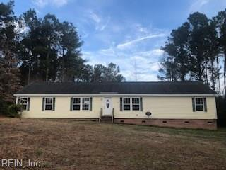 7280 Sadler Rd, Southampton County, VA 23888 (#10182329) :: Austin James Real Estate