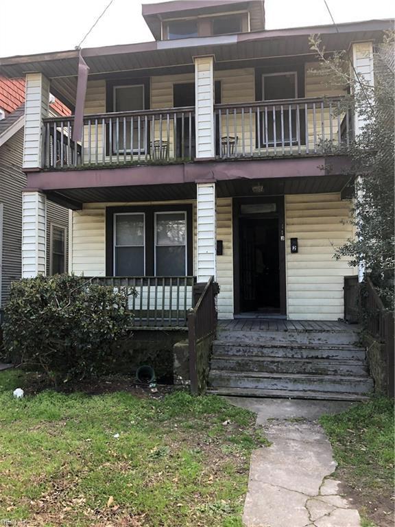 113 E 39th St, Norfolk, VA 23504 (#10182618) :: Austin James Real Estate