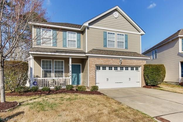 4161 Taughtline Loop, Chesapeake, VA 23321 (MLS #10182681) :: Chantel Ray Real Estate