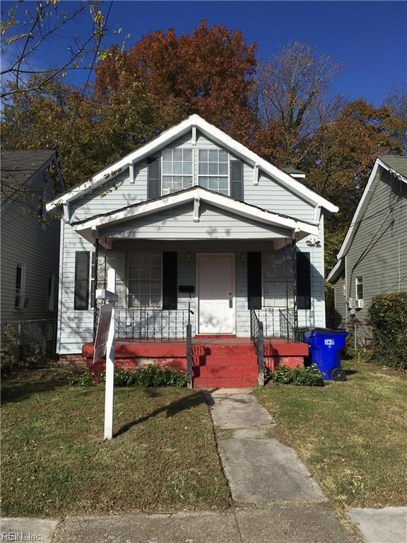 1036 W 36th St, Norfolk, VA 23508 (#10182803) :: Austin James Real Estate