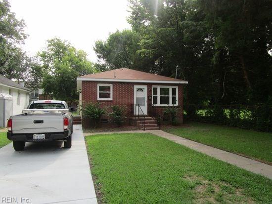 966 N King St, Hampton, VA 23669 (#10183330) :: Austin James Real Estate
