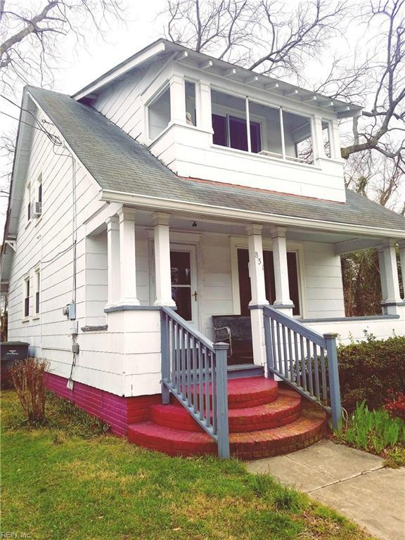 831 W 35th St, Norfolk, VA 23508 (#10183349) :: Austin James Real Estate