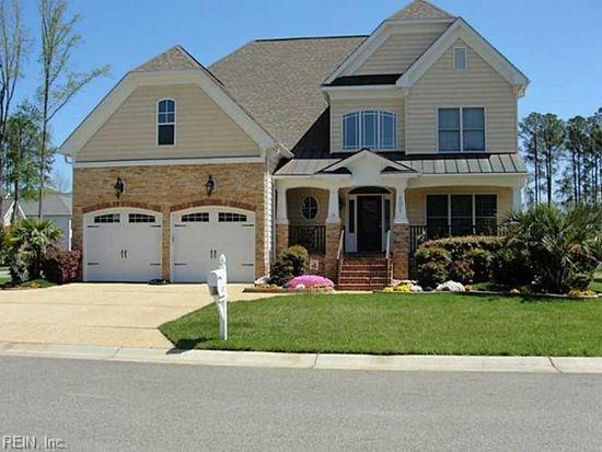 101 Ocracoke Ln, York County, VA 23693 (MLS #10183520) :: Chantel Ray Real Estate