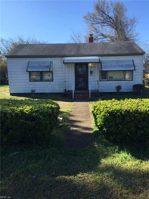 96 Manly St, Portsmouth, VA 23702 (#10184422) :: The Kris Weaver Real Estate Team