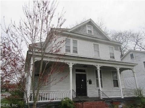 51 Linden Ave, Portsmouth, VA 23704 (MLS #10184691) :: Chantel Ray Real Estate