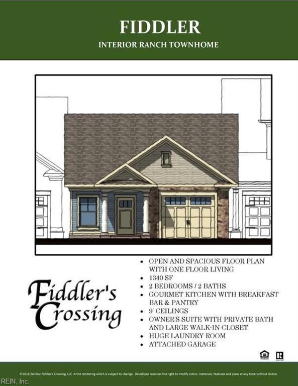 Lot 50 Fiddler's Ln, Gloucester County, VA 23061 (#10184804) :: Abbitt Realty Co.