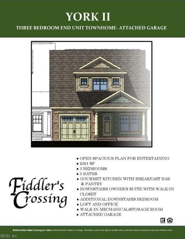 7424 Fiddler's Ln #51, Gloucester County, VA 23061 (#10185115) :: Austin James Real Estate