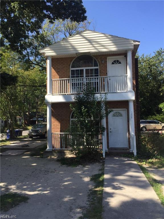 1424 Elm Ave, Portsmouth, VA 23704 (MLS #10187056) :: Chantel Ray Real Estate