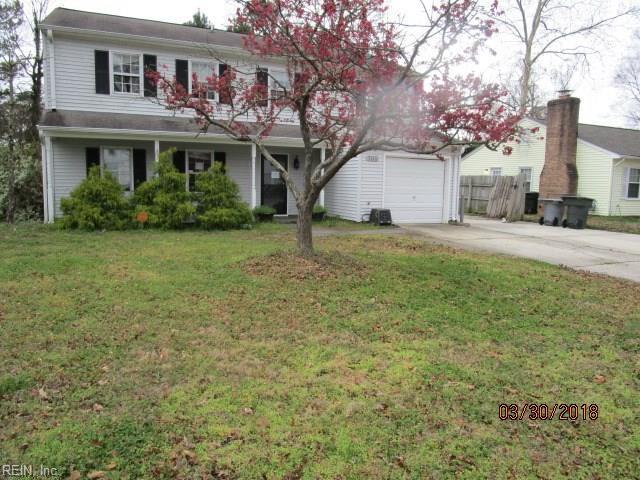 705 Erskine St, Hampton, VA 23666 (MLS #10187443) :: Chantel Ray Real Estate