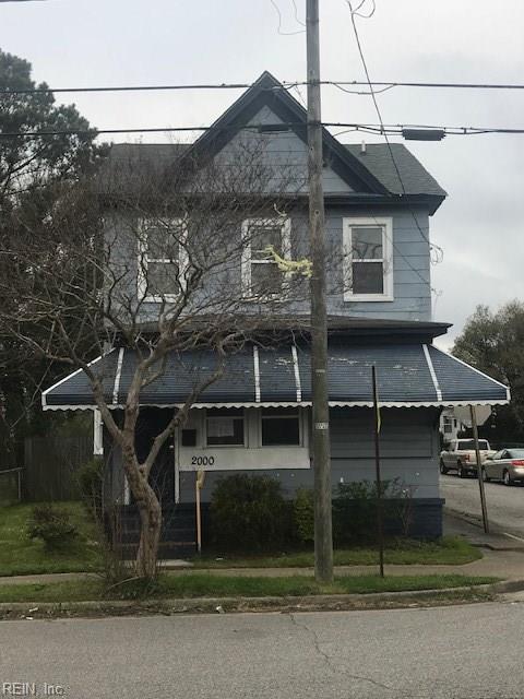 2000 Effingham St, Portsmouth, VA 23704 (MLS #10187512) :: Chantel Ray Real Estate