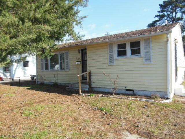 724 Potter Rd, Chesapeake, VA 23320 (MLS #10187806) :: Chantel Ray Real Estate
