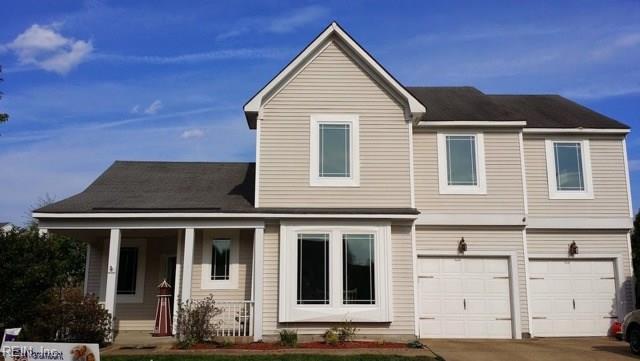 313 Sawmill Arch, Chesapeake, VA 23323 (MLS #10188959) :: AtCoastal Realty