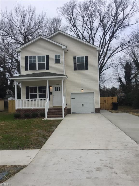 3223 Armistead Dr, Portsmouth, VA 23704 (#10189061) :: The Kris Weaver Real Estate Team