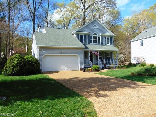 3005 E Brittington, James City County, VA 23185 (MLS #10189126) :: Chantel Ray Real Estate