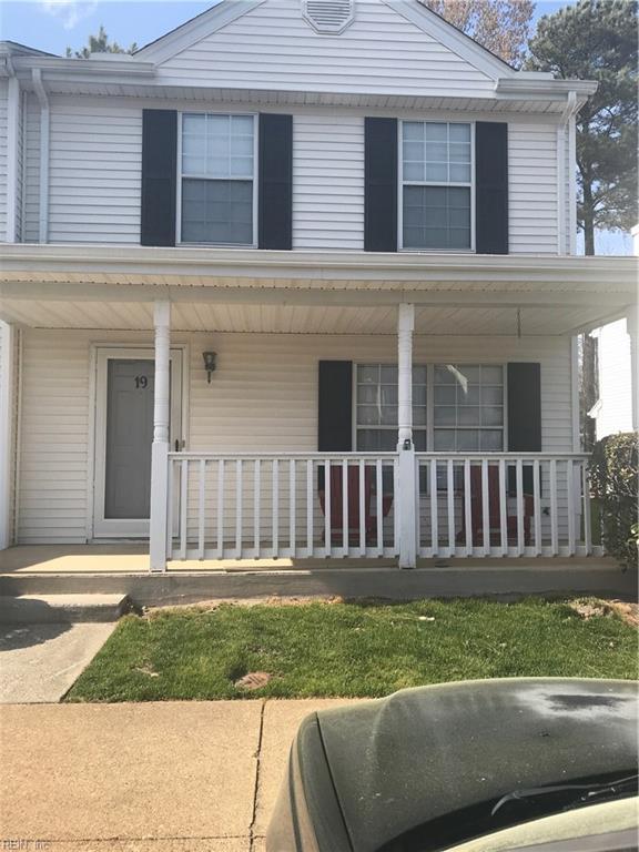 19 Treasure Ky #4, Hampton, VA 23666 (#10189251) :: Resh Realty Group