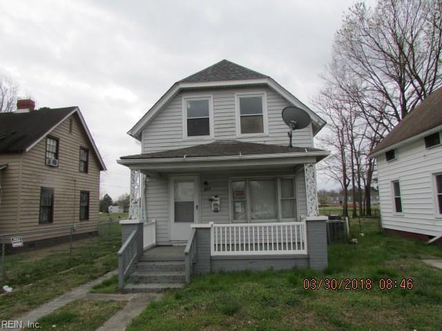 2223 E Portsmouth Blvd, Portsmouth, VA 23704 (#10189432) :: The Kris Weaver Real Estate Team