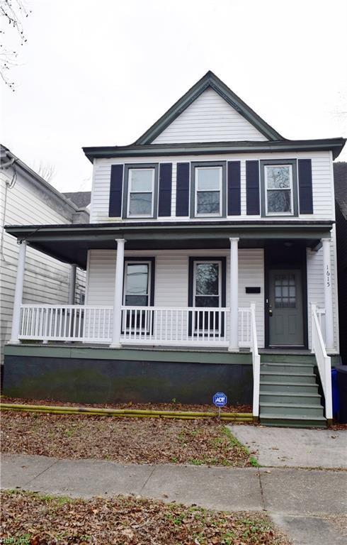 1615 Spratley St, Portsmouth, VA 23704 (#10189512) :: Berkshire Hathaway HomeServices Towne Realty