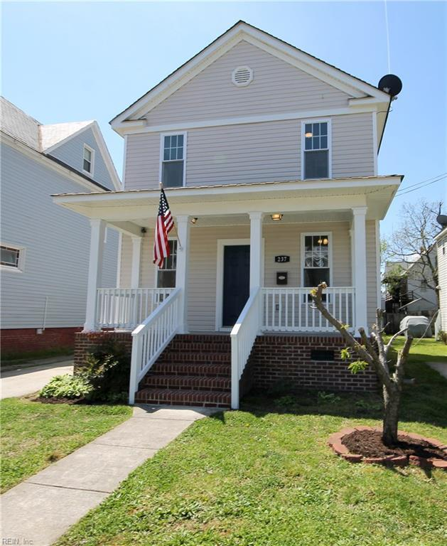 237 W 27th St, Norfolk, VA 23517 (#10189833) :: Berkshire Hathaway HomeServices Towne Realty