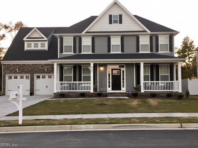 909 Skipperlin Way, Chesapeake, VA 23323 (#10189904) :: Abbitt Realty Co.