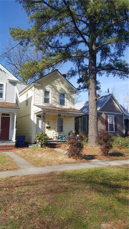 408 Maryland Ave, Portsmouth, VA 23707 (MLS #10190101) :: Chantel Ray Real Estate