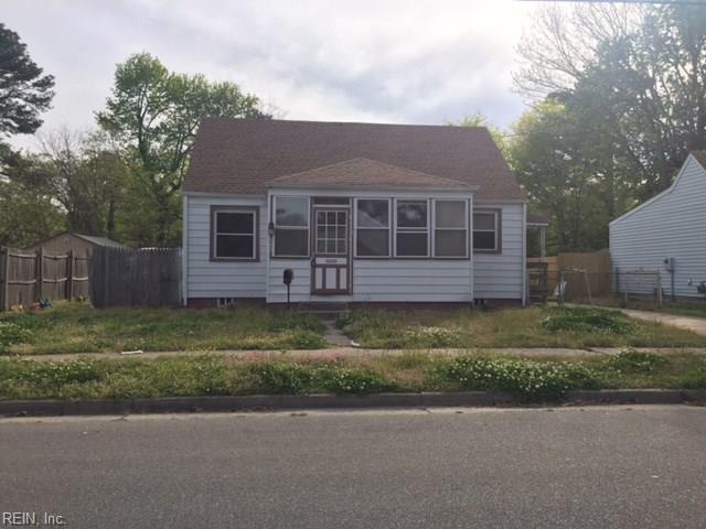 642 Lanier Cres, Portsmouth, VA 23707 (MLS #10190527) :: AtCoastal Realty