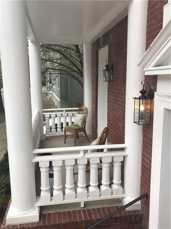 511 Graydon Ave #5, Norfolk, VA 23507 (#10191415) :: Austin James Real Estate