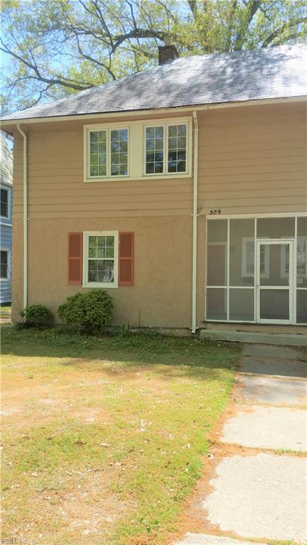309 Hurley Ave, Newport News, VA 23601 (#10191618) :: Reeds Real Estate