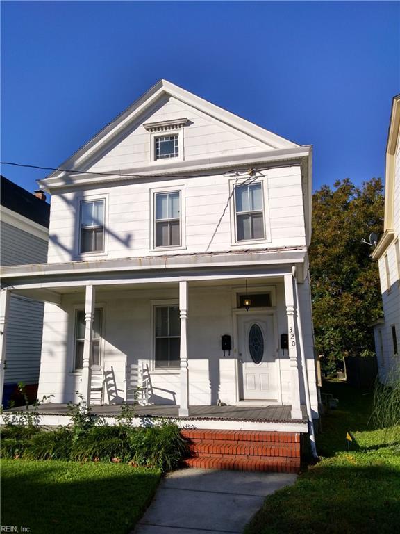 320 Chautauqua Ave, Portsmouth, VA 23707 (#10191757) :: The Kris Weaver Real Estate Team