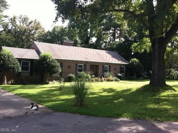 18350 Virginia Ave, Southampton County, VA 23827 (#10193527) :: The Kris Weaver Real Estate Team