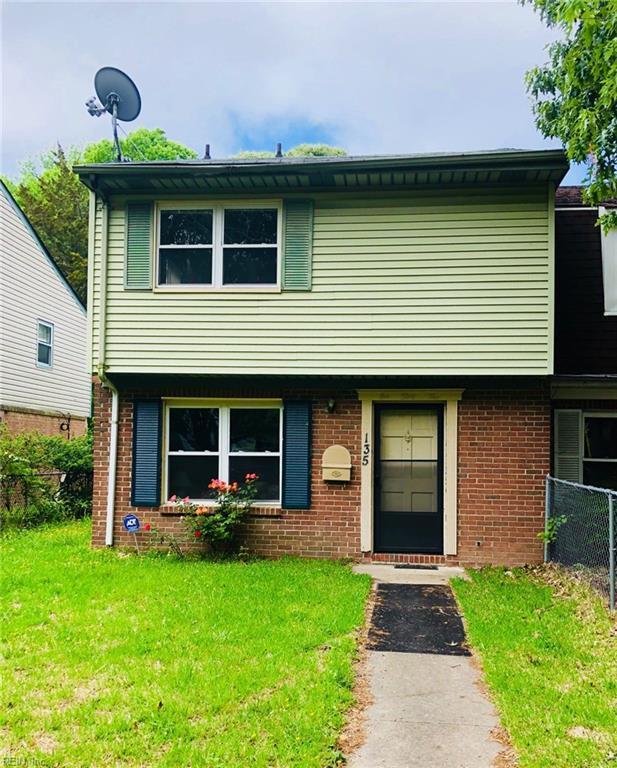 135 Bristol Ave, Norfolk, VA 23502 (MLS #10193593) :: AtCoastal Realty