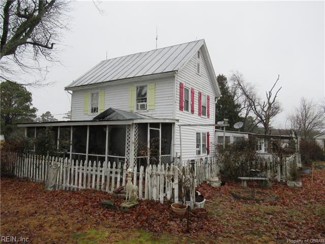 175 Myrtle Grove Ln, Mathews County, VA 23021 (#10193874) :: The Kris Weaver Real Estate Team