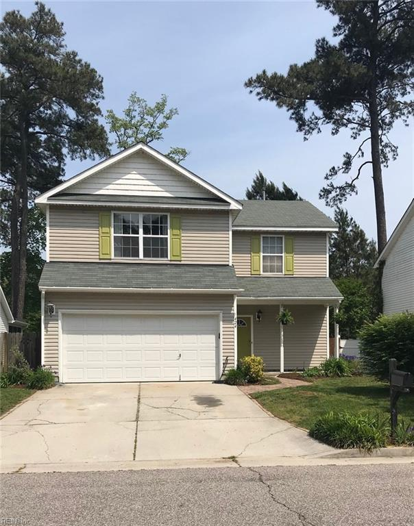 424 Garcia Dr, Virginia Beach, VA 23454 (#10194284) :: The Kris Weaver Real Estate Team