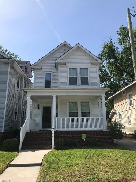 711 37th St W, Norfolk, VA 23508 (#10194805) :: Austin James Real Estate