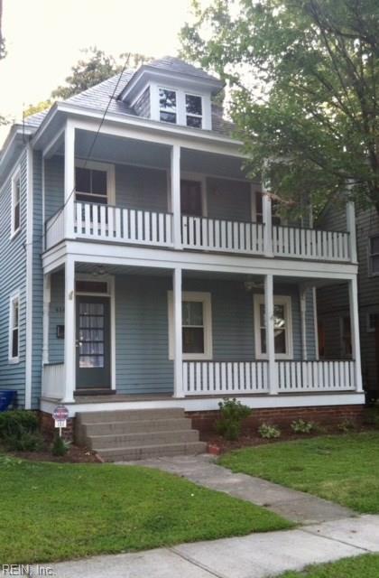 414 Chautauqua Ave, Portsmouth, VA 23707 (#10195047) :: The Kris Weaver Real Estate Team