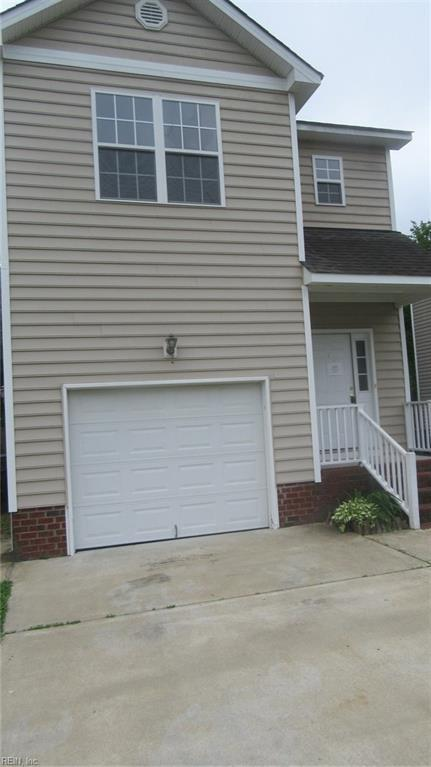 6201 Freeman Ave, Suffolk, VA 23435 (#10195424) :: Green Tree Realty Hampton Roads
