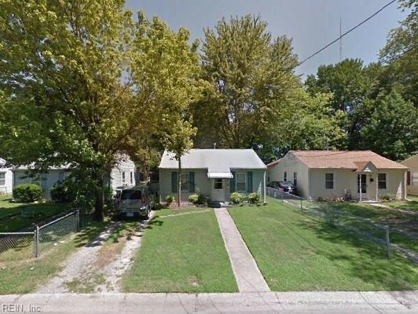 508 Ford Rd, Hampton, VA 23663 (#10195850) :: Abbitt Realty Co.