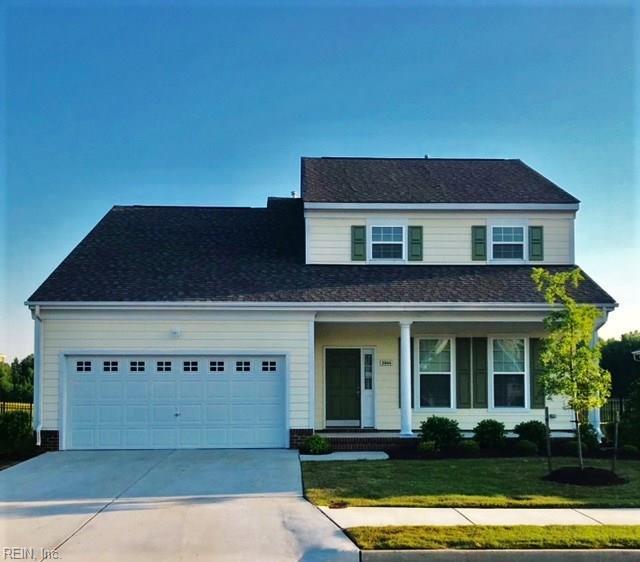 5044 Kings Grant Cir, Suffolk, VA 23434 (#10195987) :: Green Tree Realty Hampton Roads