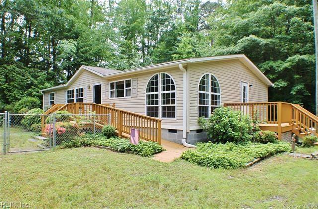 457 Roane Point Dr, Mathews County, VA 23035 (#10195988) :: Abbitt Realty Co.