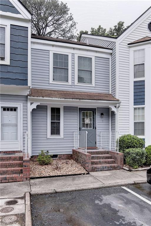 438 Lester Rd #7, Newport News, VA 23601 (#10195998) :: Atkinson Realty