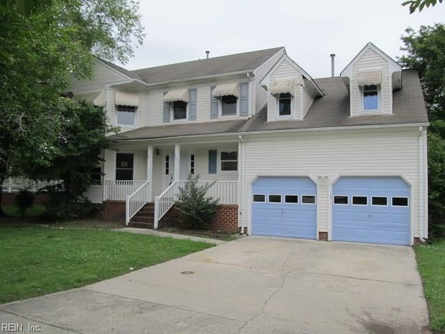 421 School House Rd, Chesapeake, VA 23322 (#10196031) :: Atkinson Realty