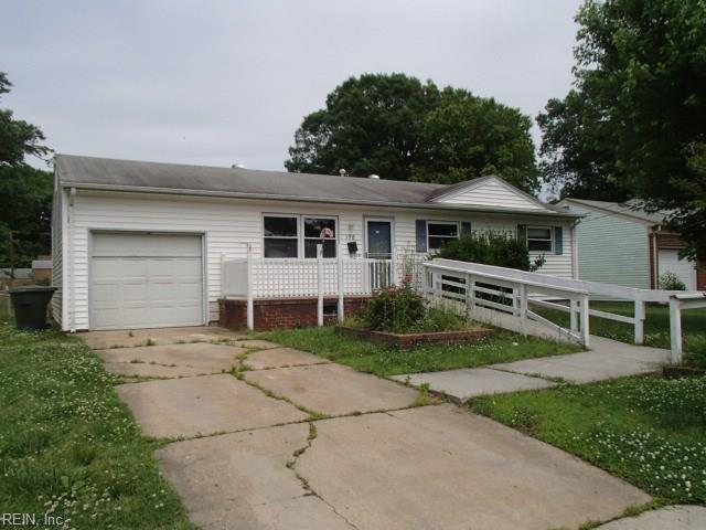 156 Ruston Dr, Newport News, VA 23602 (#10196073) :: Abbitt Realty Co.