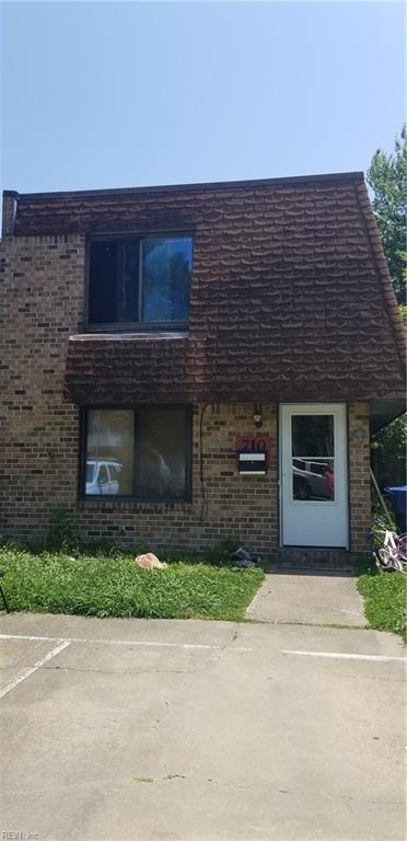 710 Hayes Ave, Virginia Beach, VA 23452 (#10196150) :: Abbitt Realty Co.
